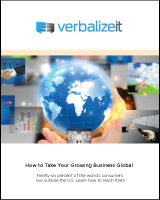 How to Take Your Growing Business Global