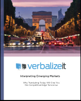 Interpreting Emerging Markets