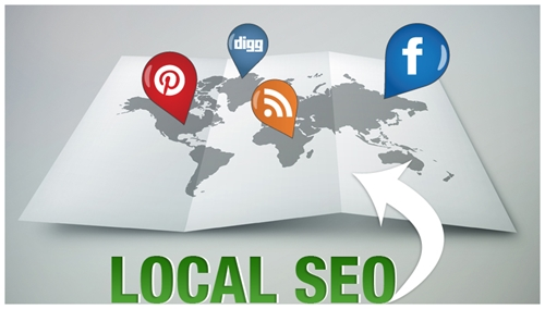 How does website language affect regional SEO?